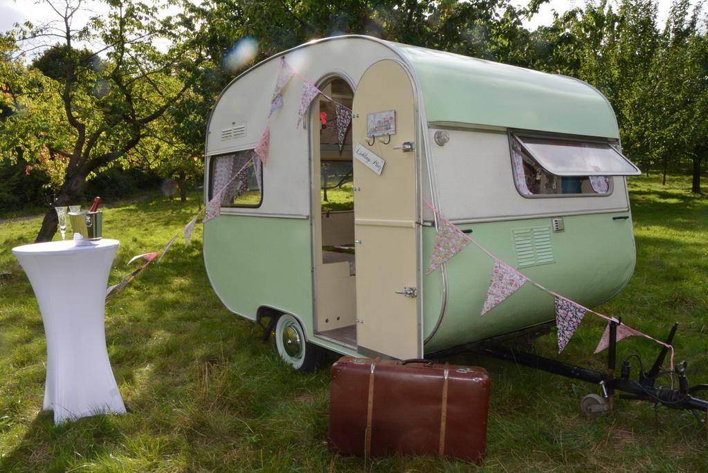 Fotobox Caravan