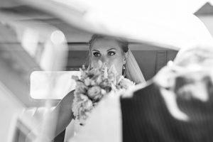 Hochzeitsfotograf schwarz/weiß